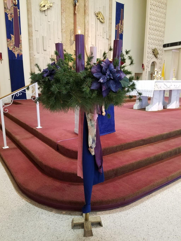 St John Vianney Catholic Church - church  | Photo 8 of 10 | Address: 445 82nd Ave, St Pete Beach, FL 33706, USA | Phone: (727) 360-1147