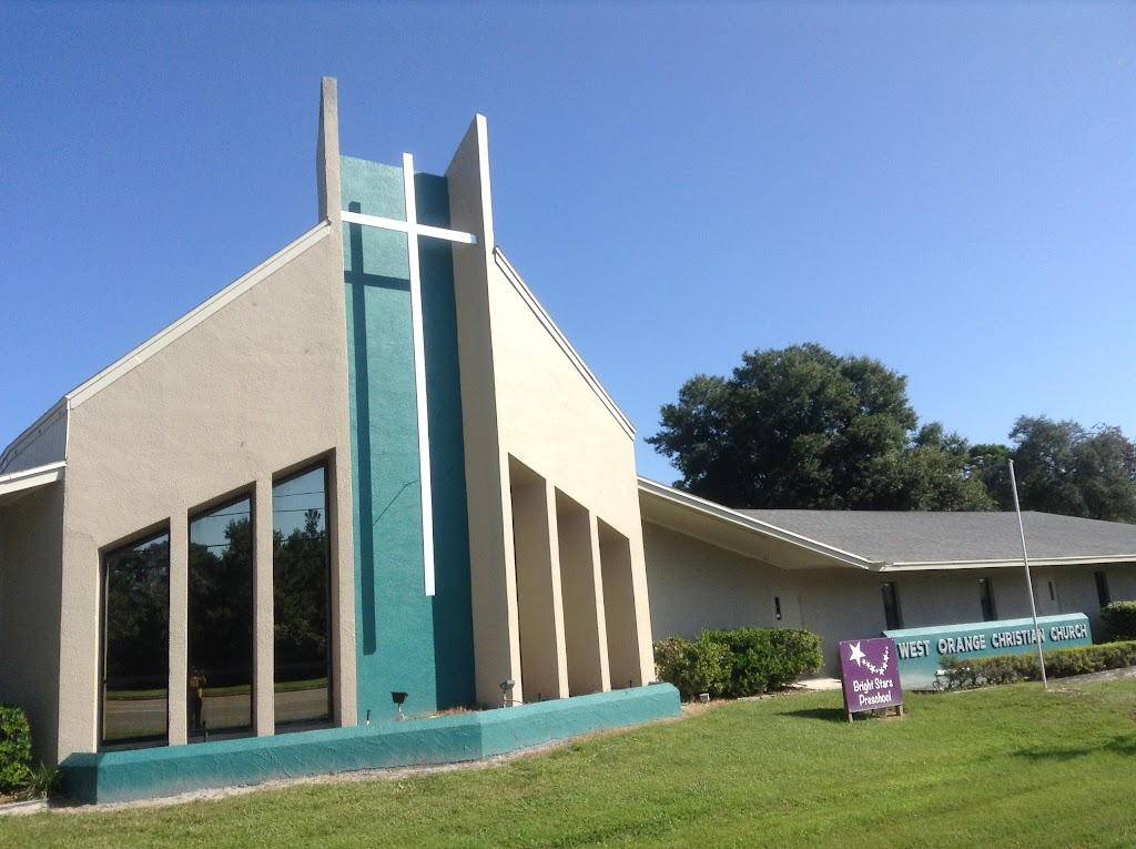 West Orange Christian Church - church  | Photo 1 of 10 | Address: 7325 Conroy Windermere Rd, Orlando, FL 32835, USA | Phone: (407) 299-2092