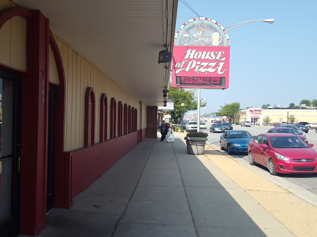 House of Pizza - restaurant    Photo 1 of 10   Address: 7008 Indianapolis Blvd, Hammond, IN 46324, USA   Phone: (219) 844-6065