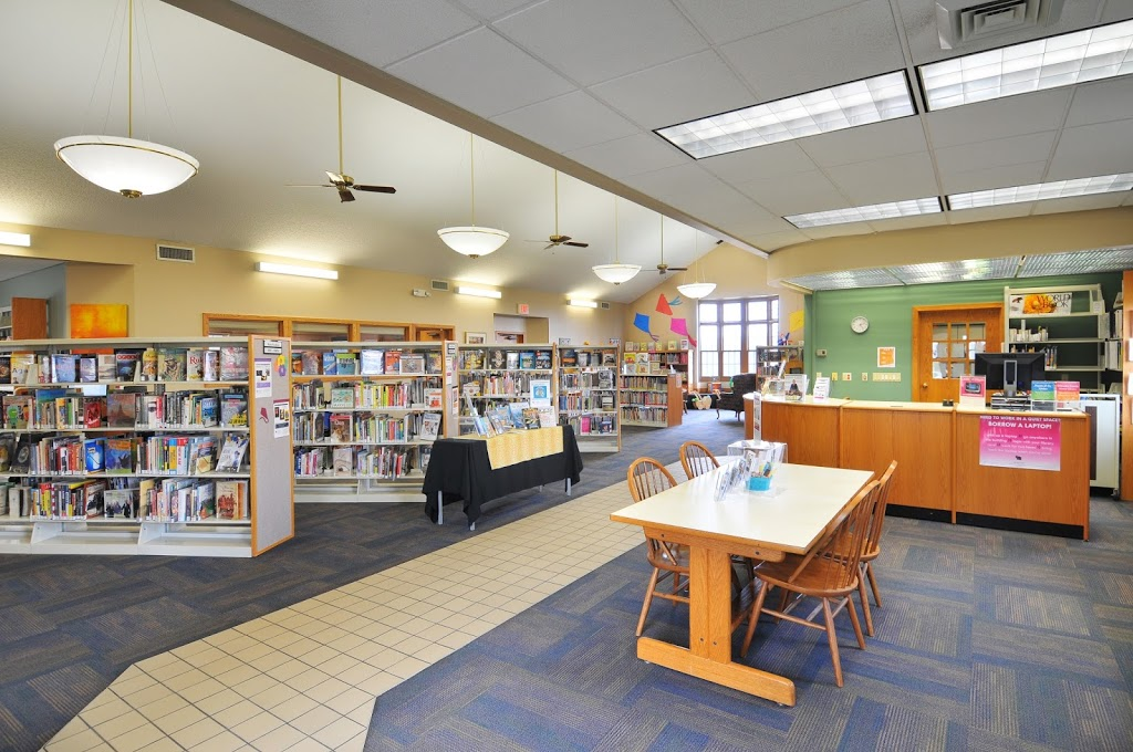 Delaware County District Library - library  | Photo 1 of 10 | Address: 75 N 4th St, Ostrander, OH 43061, USA | Phone: (740) 666-1410