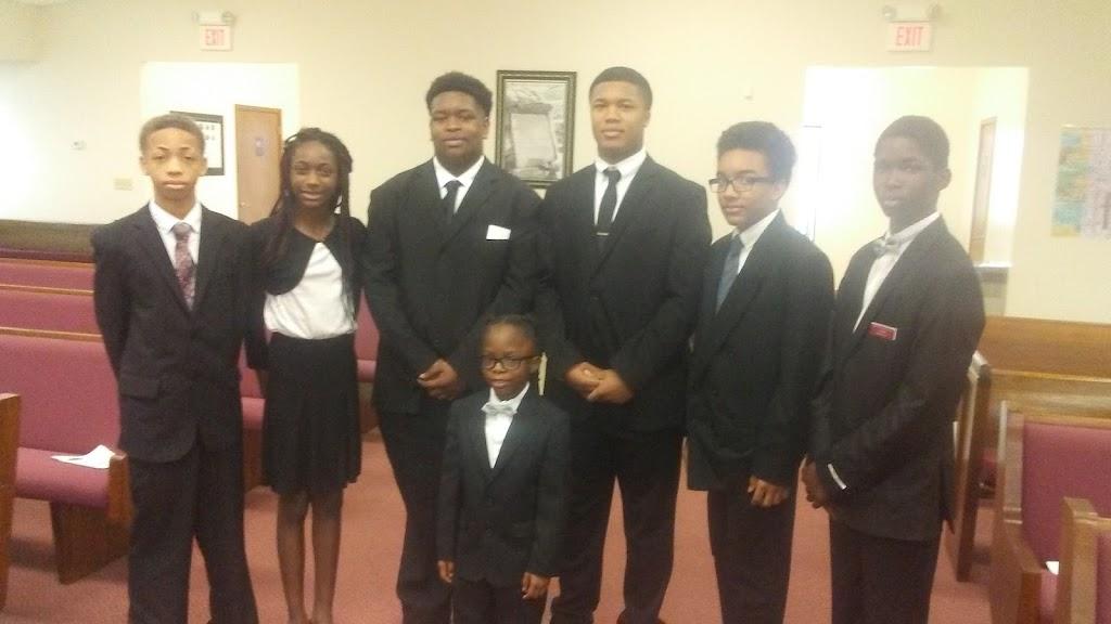 Pilgrim Rest Baptist Church - church    Photo 5 of 10   Address: Tulsa, OK 74106, USA   Phone: (918) 583-0007