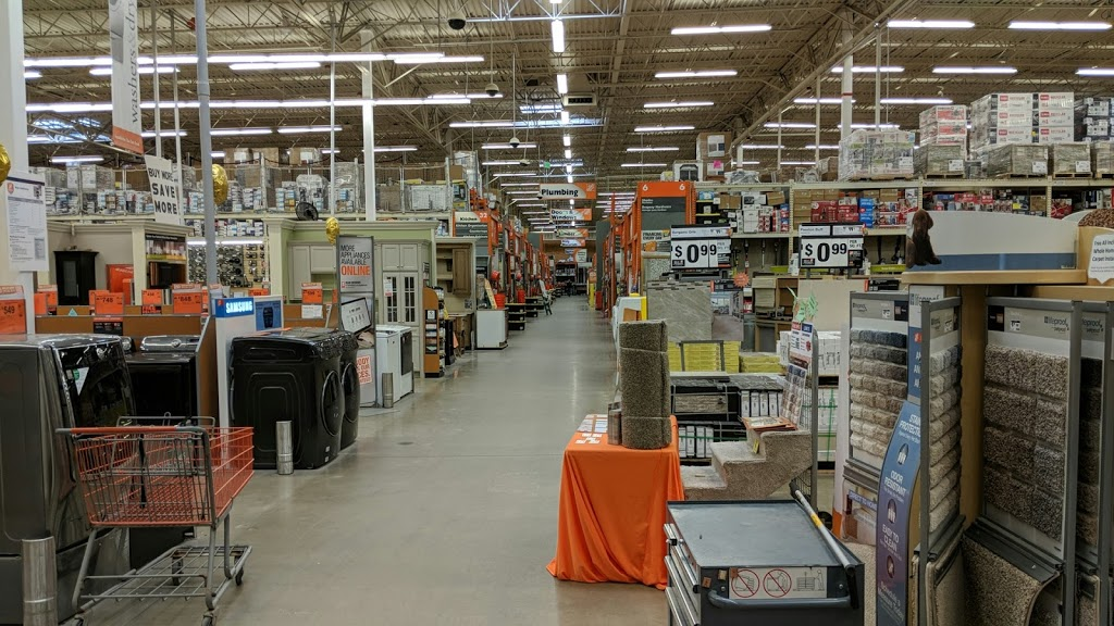 The Home Depot - hardware store  | Photo 2 of 10 | Address: 102 Aldi Dr, North Versailles, PA 15137, USA | Phone: (412) 816-1231