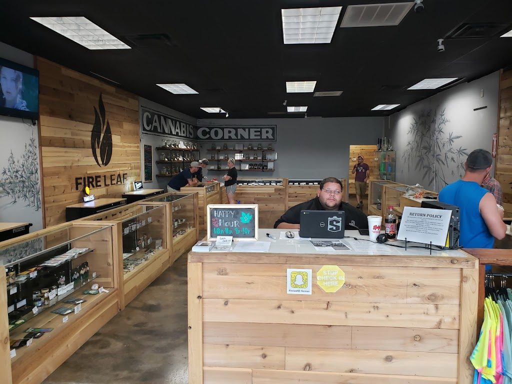 Fire Leaf Dispensary in Norman Oklahoma - pharmacy  | Photo 7 of 10 | Address: 751 S Canadian Trails Dr #120, Norman, OK 73072, USA | Phone: (405) 310-2433