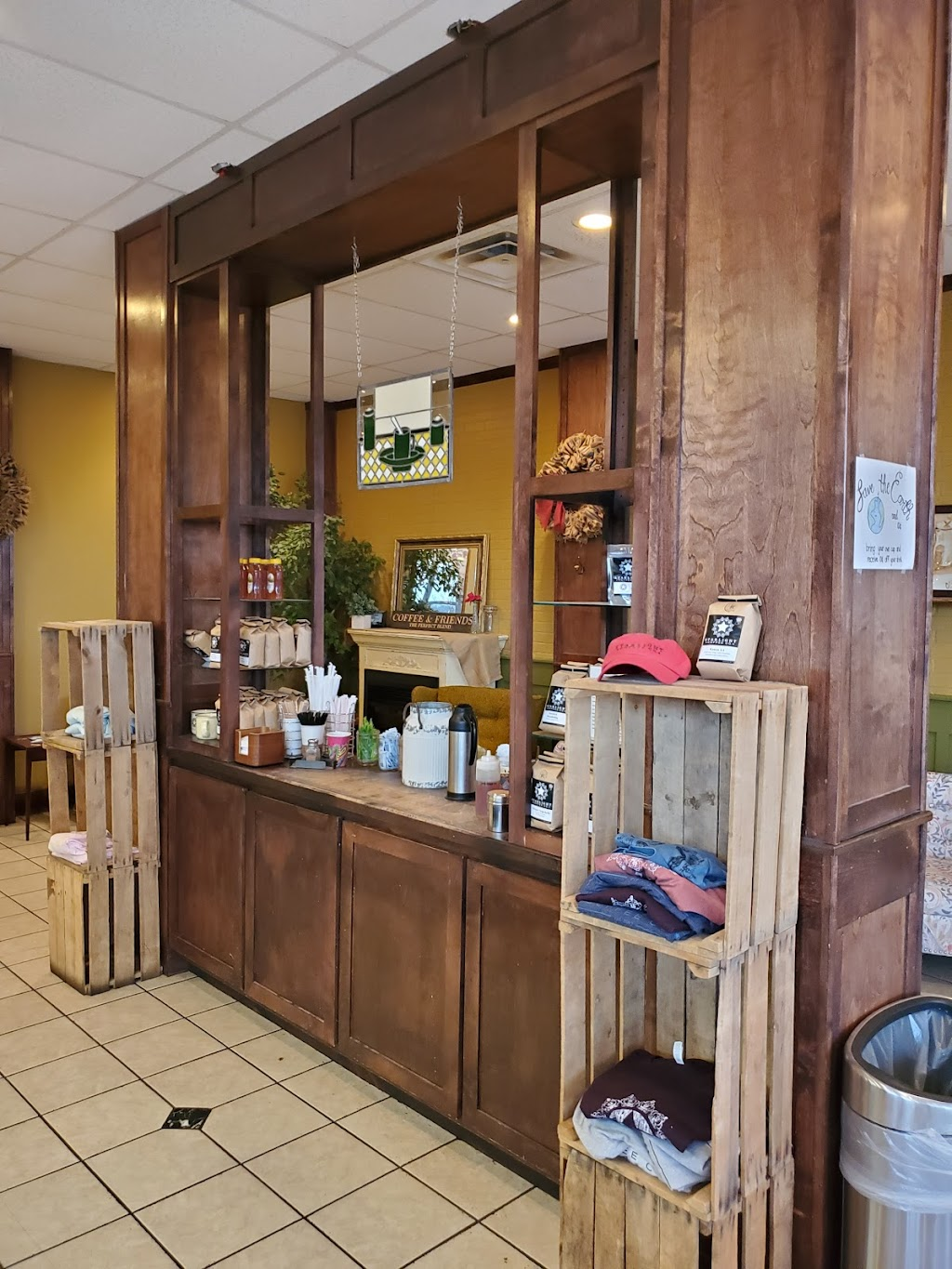 Starlight Coffee Co. - cafe  | Photo 5 of 9 | Address: 101 Lafollette Station Dr, Floyds Knobs, IN 47119, USA | Phone: (812) 923-1404