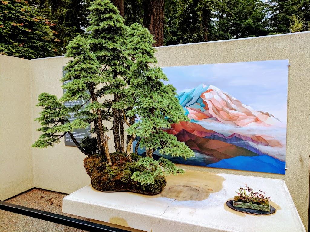 Pacific Bonsai Museum - museum    Photo 10 of 10   Address: 2515 S 336th St, Federal Way, WA 98003, USA   Phone: (253) 353-7345