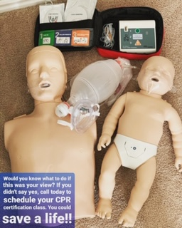 BLS (CPR) by Heather - health  | Photo 7 of 7 | Address: 1929 Lemita Dr, Lancaster, TX 75146, USA | Phone: (817) 637-3052