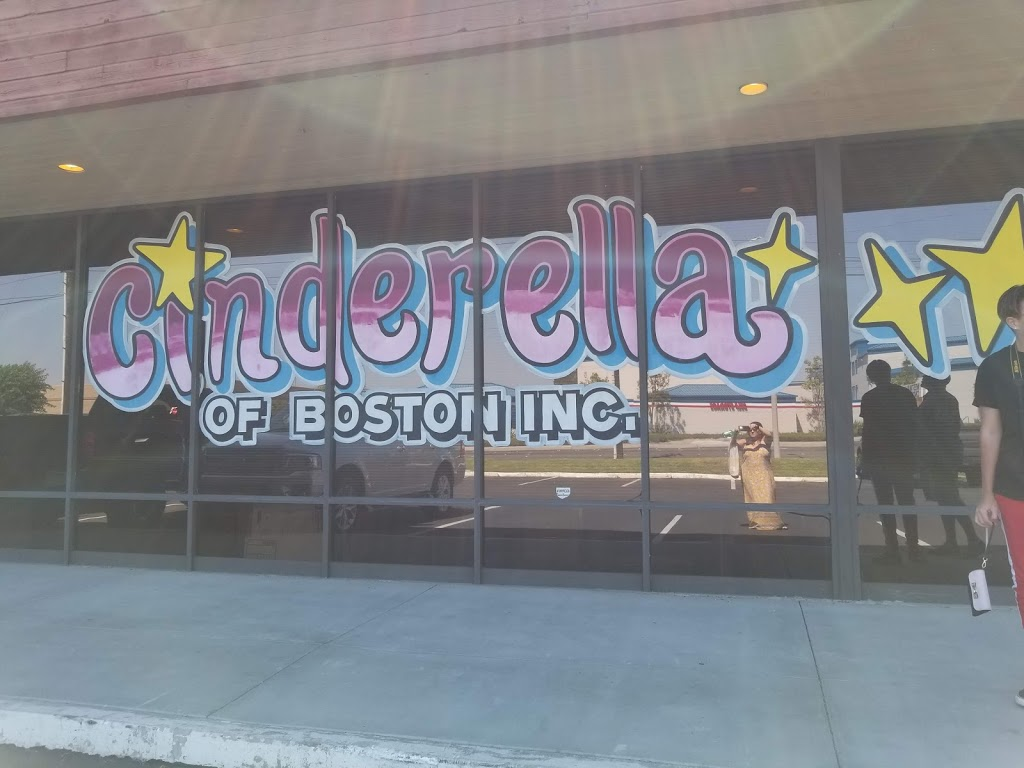 Cinderella of Boston - shoe store  | Photo 1 of 9 | Address: 6452 Industry Way A, Westminster, CA 92683, USA | Phone: (714) 899-2020
