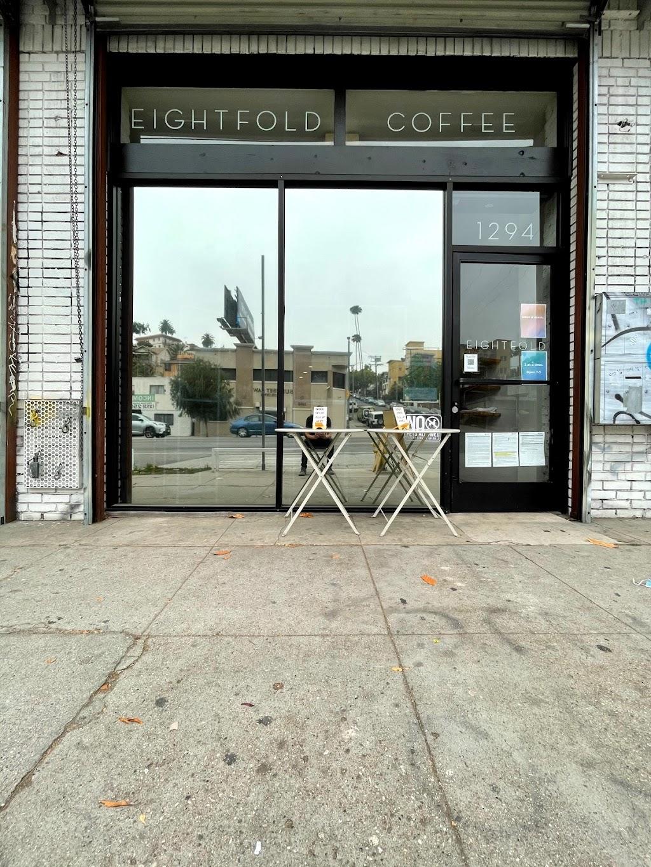 Eightfold Coffee - cafe  | Photo 9 of 10 | Address: 1294 Sunset Blvd, Los Angeles, CA 90026, USA | Phone: (213) 947-3500