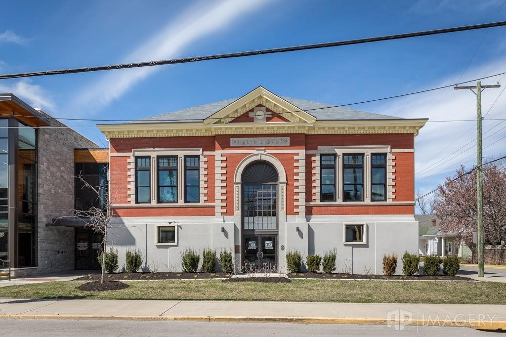 Paris-Bourbon County Library - library    Photo 10 of 10   Address: 701 High St, Paris, KY 40361, USA   Phone: (859) 987-4419