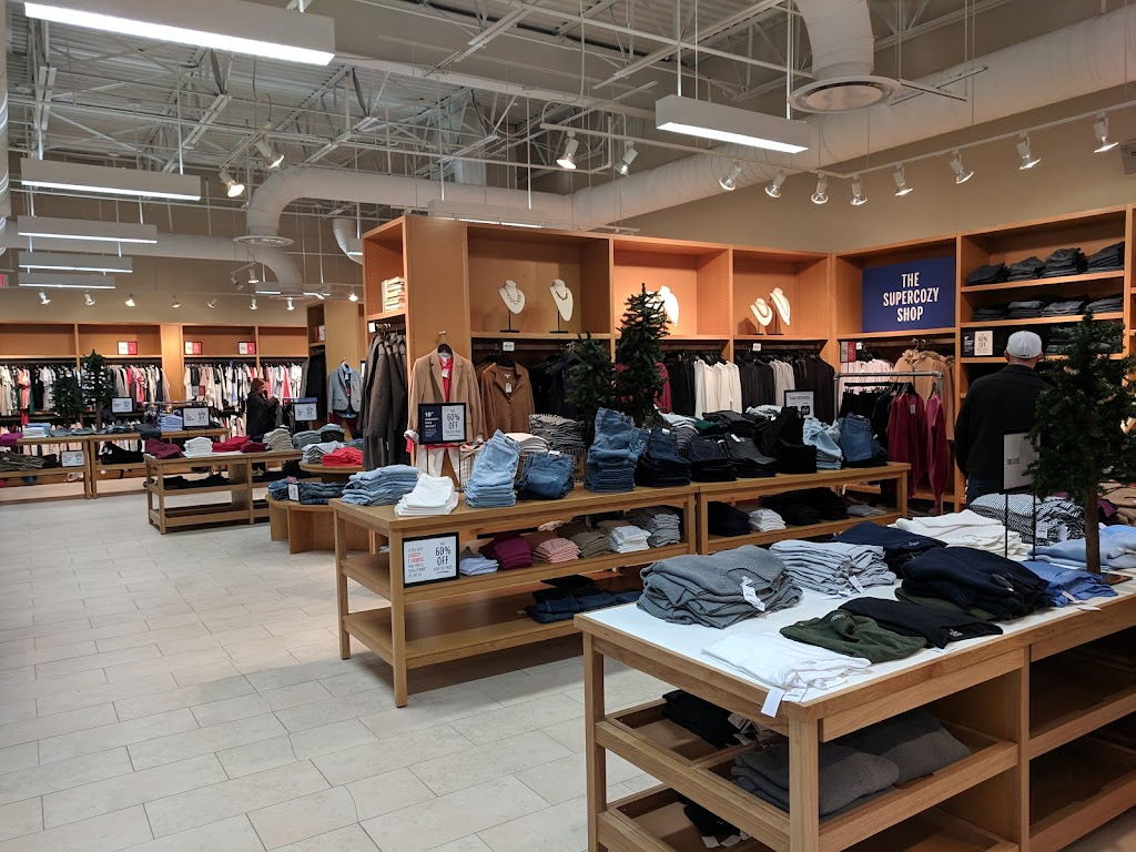 J.Crew Factory - clothing store    Photo 6 of 10   Address: 852 Premium Outlets Dr, Monroe, OH 45050, USA   Phone: (513) 539-8097