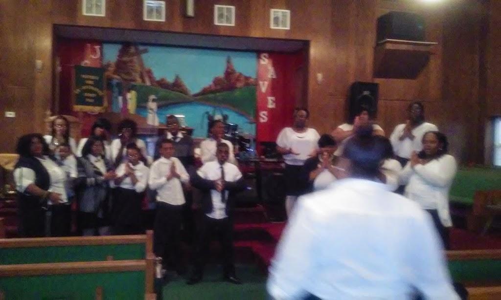 Green Pasture Baptist Church - church  | Photo 8 of 10 | Address: 50 N Maple Ave, East Orange, NJ 07017, USA | Phone: (973) 678-4370