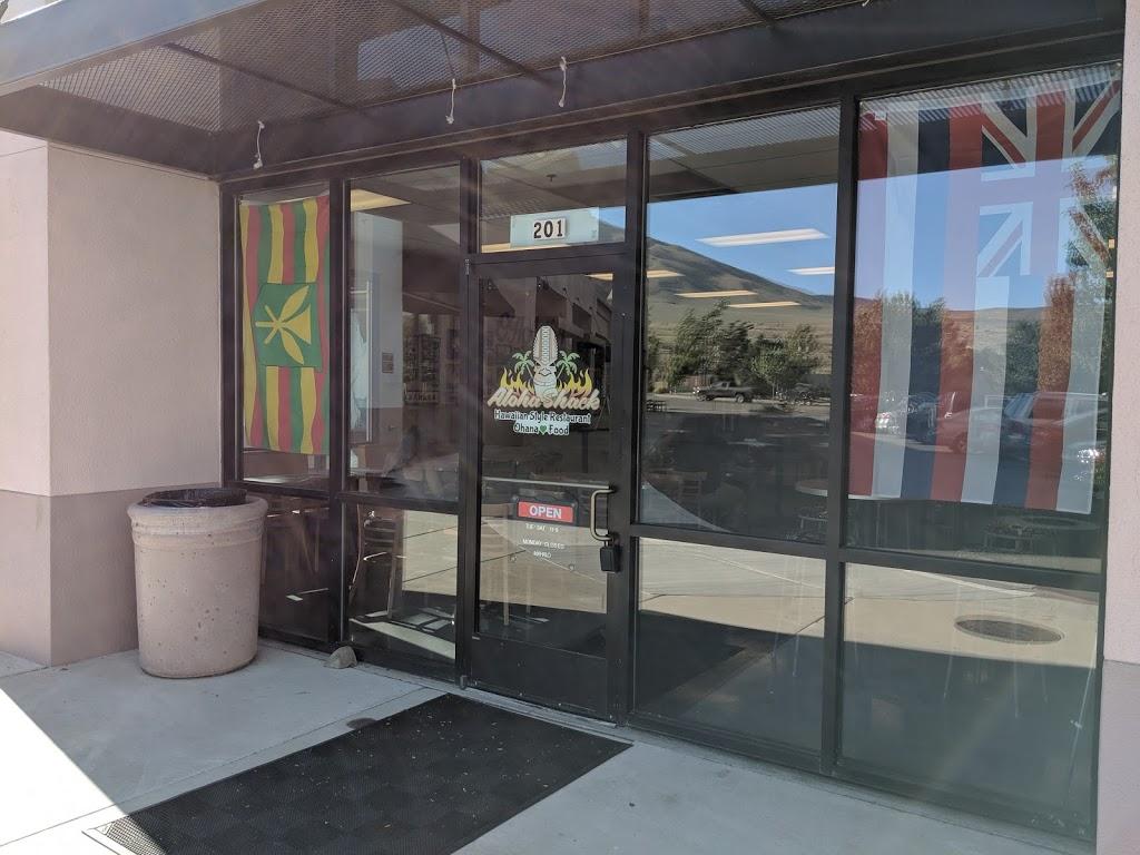 Aloha Shack - restaurant  | Photo 1 of 10 | Address: 8798 N Red Rock Rd #201, Reno, NV 89508, USA | Phone: (775) 622-8825