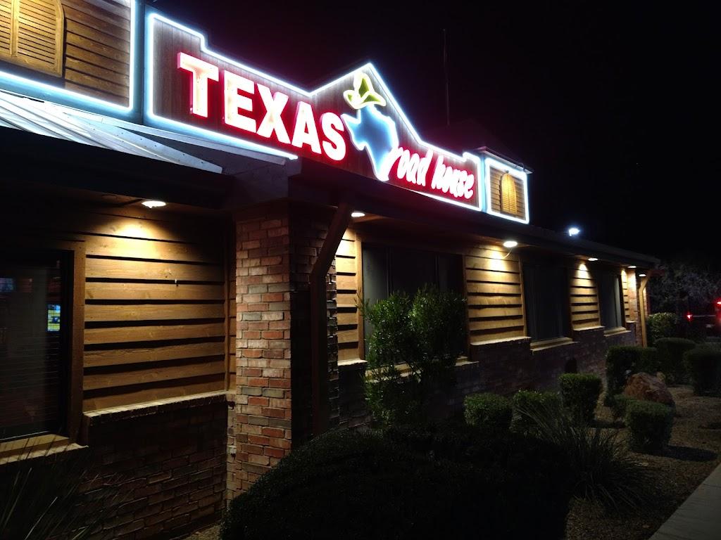 Texas Roadhouse - restaurant    Photo 1 of 10   Address: 8450 N Cracker Barrel Rd, Marana, AZ 85743, USA   Phone: (520) 579-3855