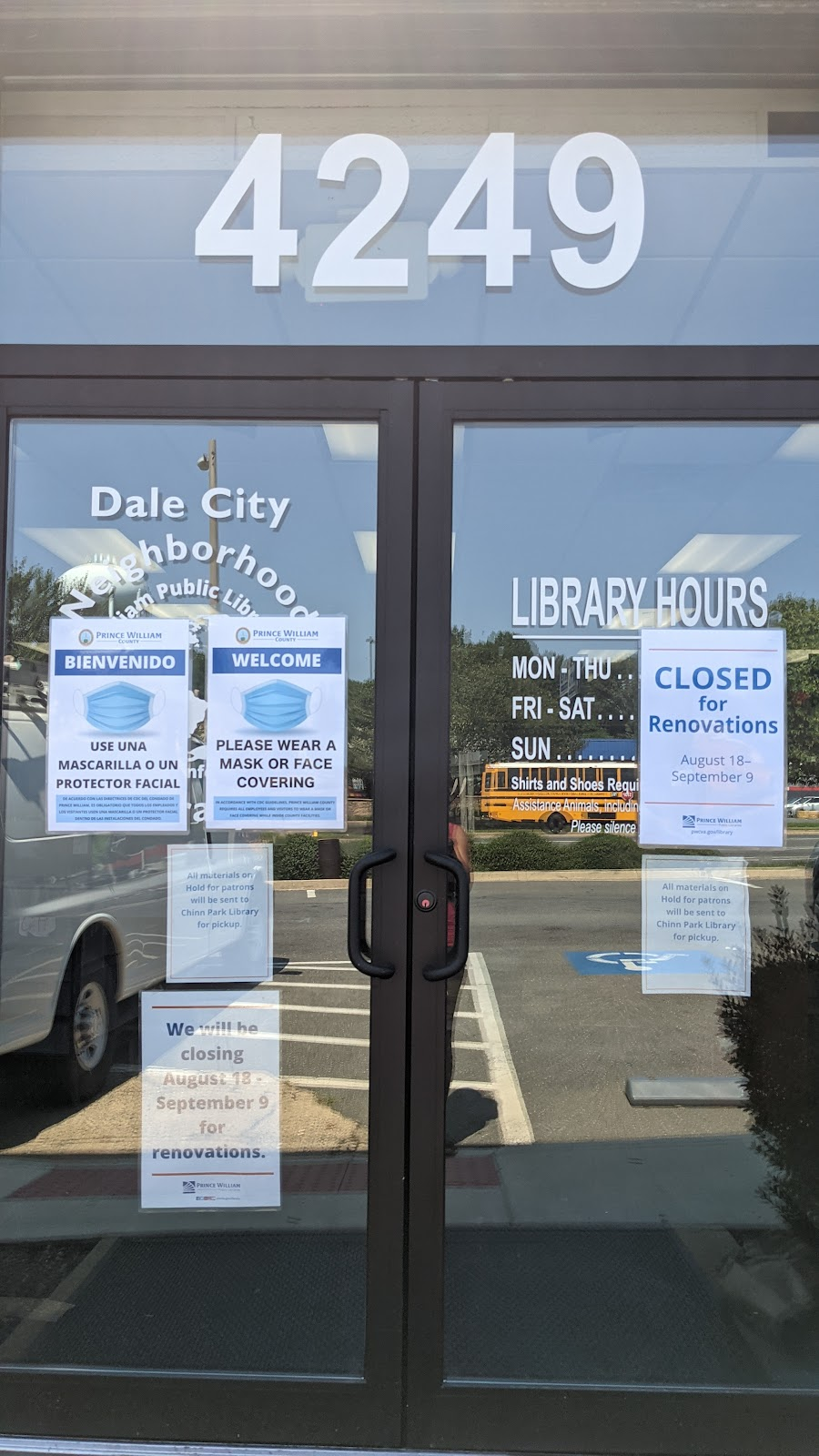 Dale City Library - library  | Photo 3 of 10 | Address: 4249 Dale Blvd, Dale City, VA 22193, USA | Phone: (703) 792-5670
