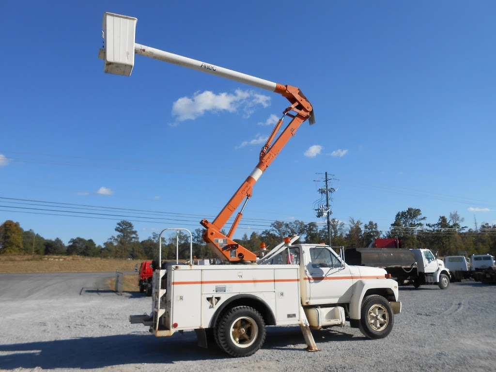 T.R. Truck & Equipment, Inc. - moving company    Photo 7 of 10   Address: 9935 US-411, Odenville, AL 35120, USA   Phone: (205) 640-0004