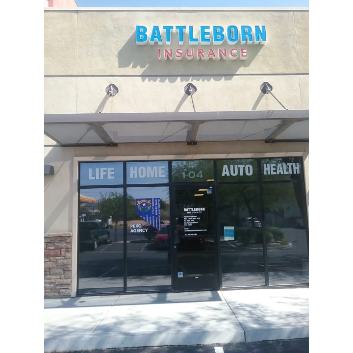 Battle Born Insurance LV - insurance agency    Photo 9 of 10   Address: 8360 N Decatur Blvd Suite 104, Las Vegas, NV 89131, USA   Phone: (702) 852-2241