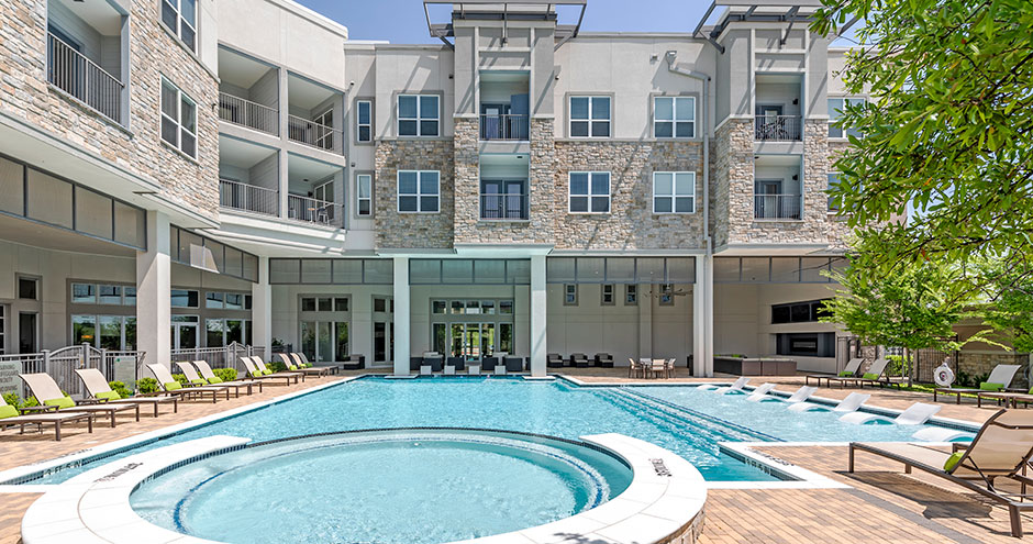 GreenVue Apartments - real estate agency  | Photo 7 of 10 | Address: 1350 N Greenville Ave, Richardson, TX 75081, USA | Phone: (972) 449-4624