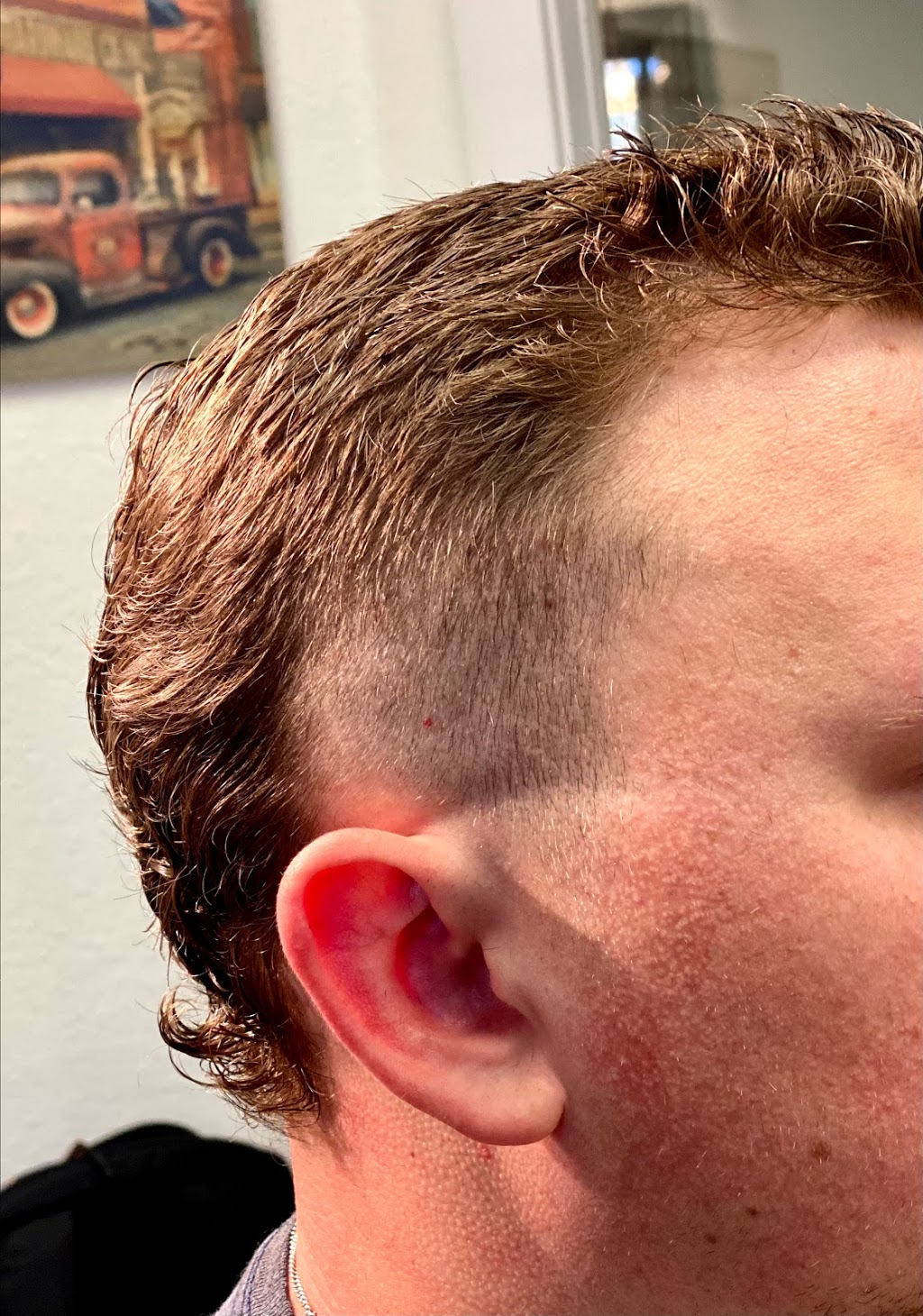 Cicis Barber Haus - hair care  | Photo 5 of 10 | Address: 301 Trophy Lake Drive Suit 156. #3, Trophy Club, TX 76262, USA | Phone: (817) 701-6271