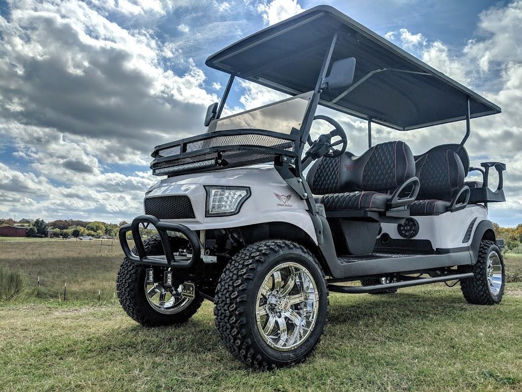 Urban Buggy Golf Carts - store    Photo 1 of 1   Address: 1647 Witt Rd #105, Frisco, TX 75034, USA   Phone: (972) 636-1828