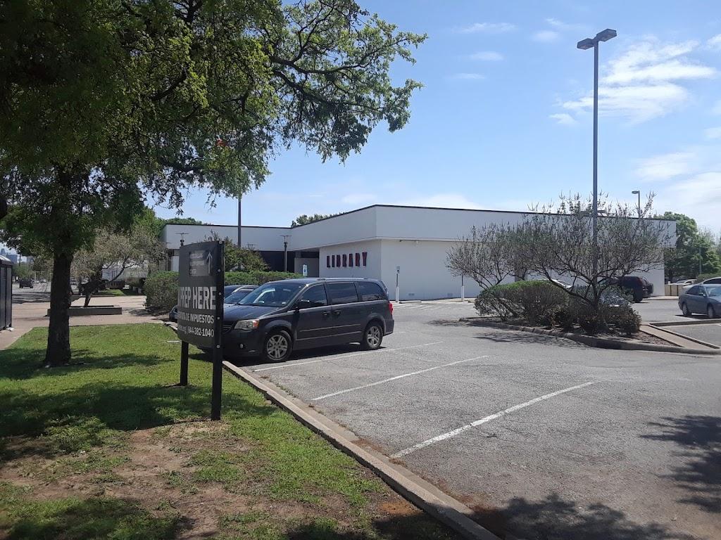 Dallas West Branch Library - library    Photo 2 of 5   Address: 2332 Singleton Blvd, Dallas, TX 75212, USA   Phone: (214) 670-6445