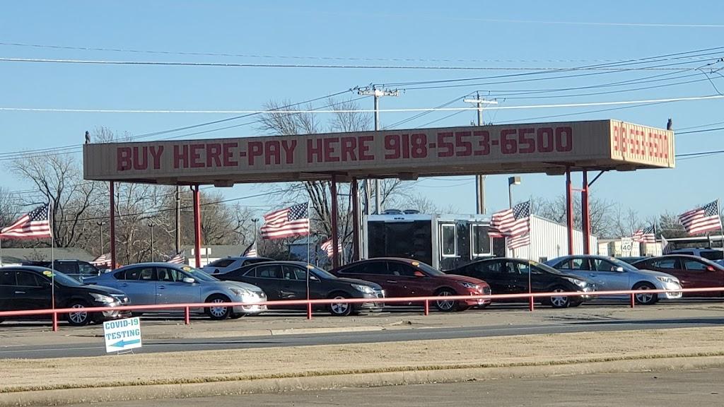 Ultimate Auto Finance - car dealer  | Photo 3 of 10 | Address: 11639 N Garnett Rd, Collinsville, OK 74021, USA | Phone: (918) 553-6500