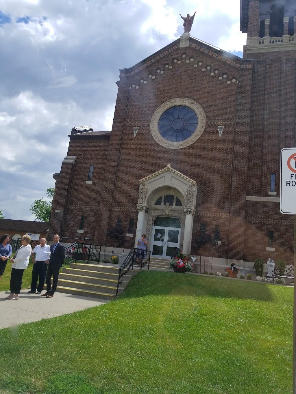 Sacred Heart Church - church    Photo 1 of 7   Address: 1425 Divine St, LaSalle, ON N9J 0C5, Canada   Phone: (519) 734-7512