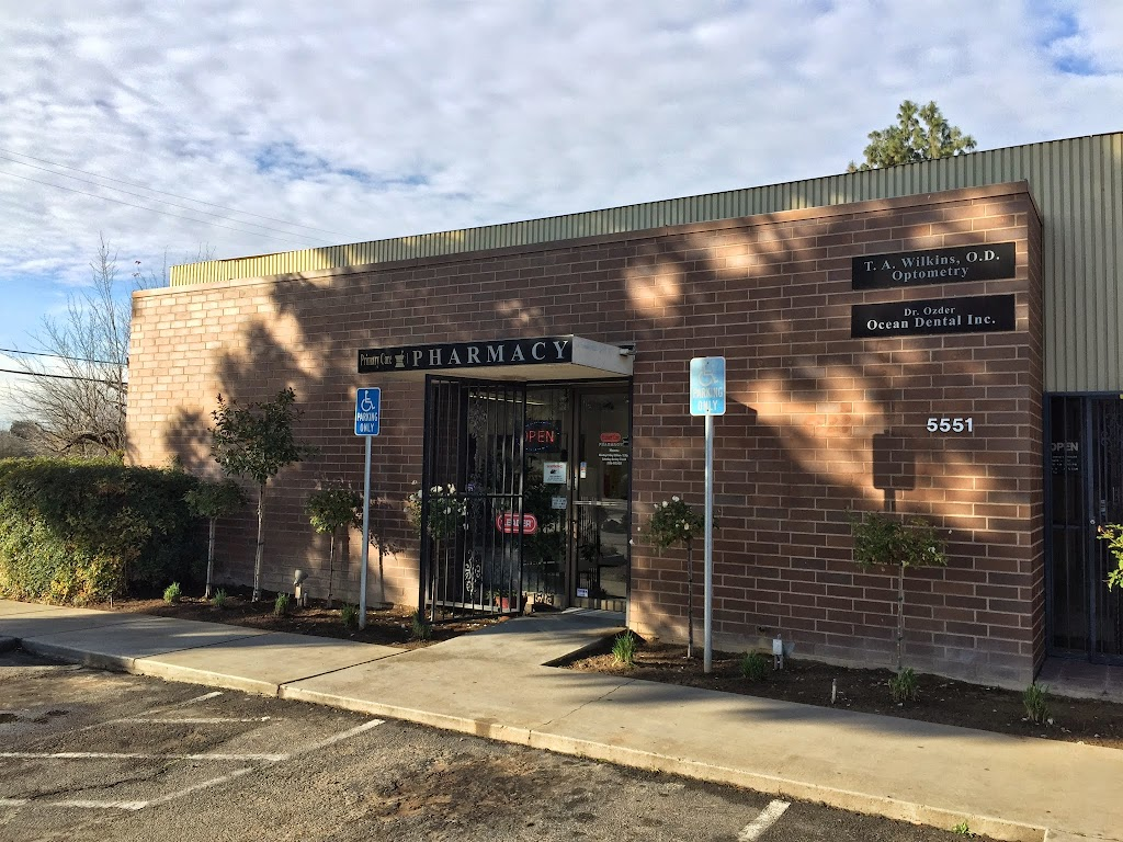 Primary Care Pharmacy - pharmacy    Photo 1 of 1   Address: 5551 E Kings Canyon Rd #101, Fresno, CA 93727, USA   Phone: (559) 452-0420