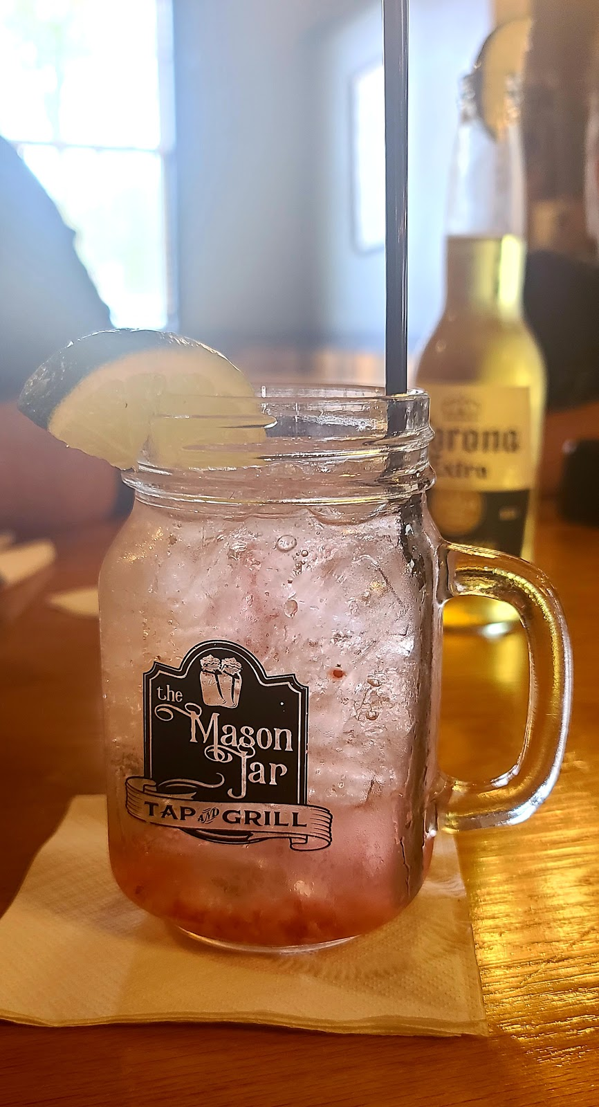 Mason Jar Tap & Grill - restaurant    Photo 3 of 10   Address: 8504 Secor Rd, Lambertville, MI 48144, USA   Phone: (734) 854-8737