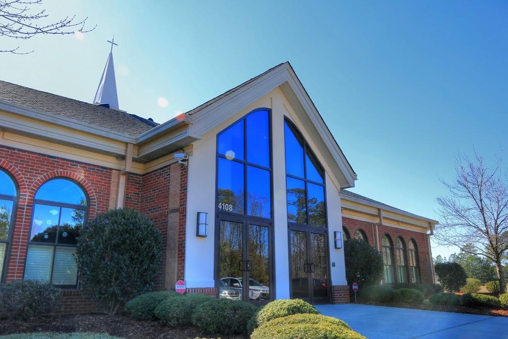Cary Alliance Church - church  | Photo 1 of 4 | Address: 4108 Ten-Ten Rd, Apex, NC 27539, USA | Phone: (919) 467-9331