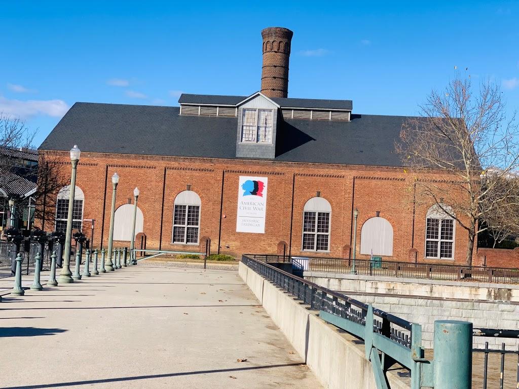 American Civil War Museum- Historic Tredegar - museum    Photo 3 of 10   Address: 480 Tredegar St, Richmond, VA 23219, USA   Phone: (804) 649-1861