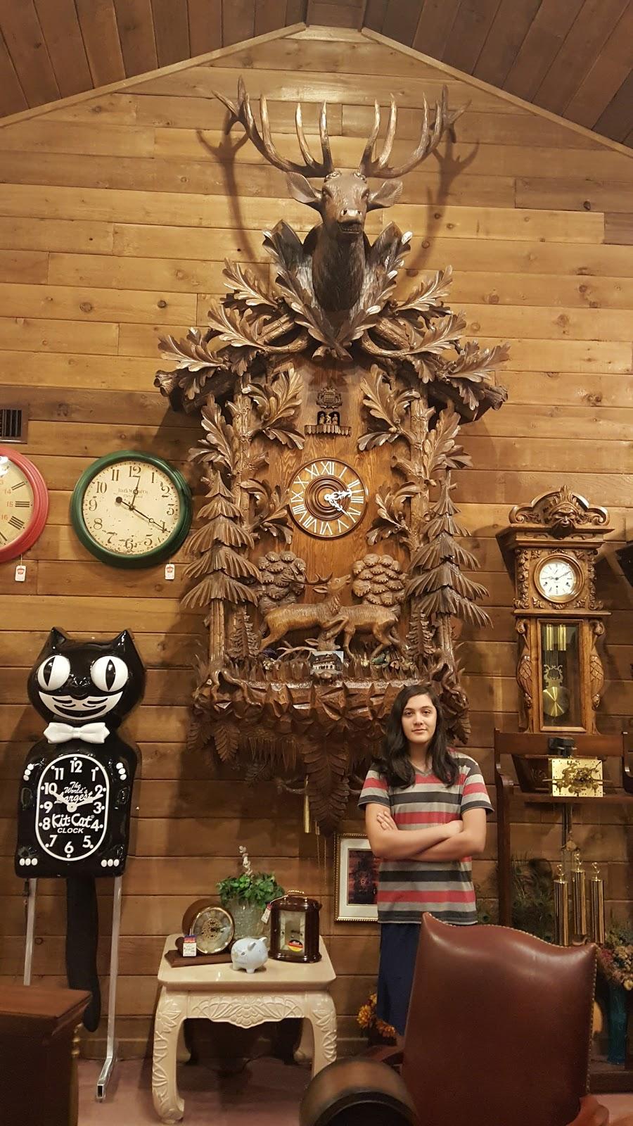 Champs Clock Shop - museum    Photo 9 of 10   Address: 3834 King Dr, Douglasville, GA 30135, USA   Phone: (770) 942-2128