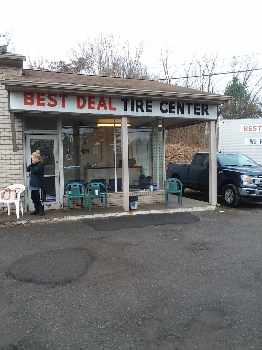Best Deal Tire Center - car repair    Photo 3 of 7   Address: 89 Clever Rd, McKees Rocks, PA 15136, USA   Phone: (412) 331-1012