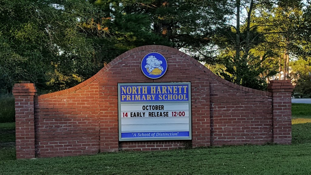 North Harnett Primary School - school  | Photo 1 of 2 | Address: 282 N Harnett School Rd, Angier, NC 27501, USA | Phone: (919) 639-4480