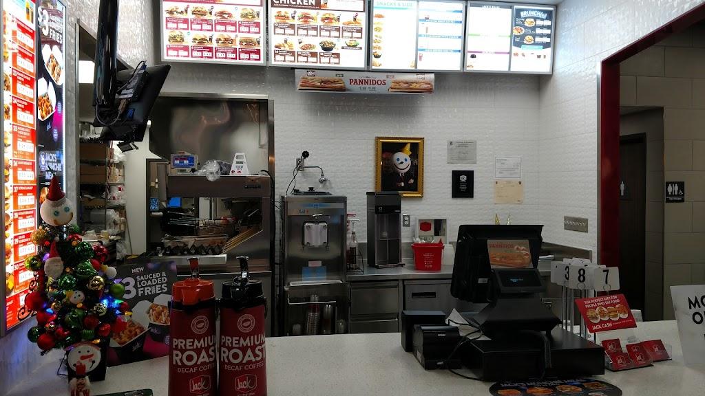 Jack in the Box - restaurant    Photo 8 of 10   Address: 3749 S Mission Rd, Tucson, AZ 85713, USA   Phone: (520) 209-1880