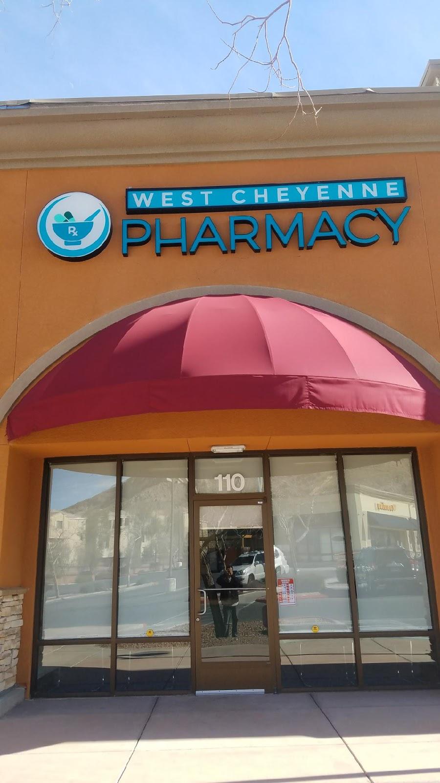 West Cheyenne Pharmacy - pharmacy    Photo 7 of 8   Address: 3350 Novat St suite 110, Las Vegas, NV 89129, USA   Phone: (702) 395-3004