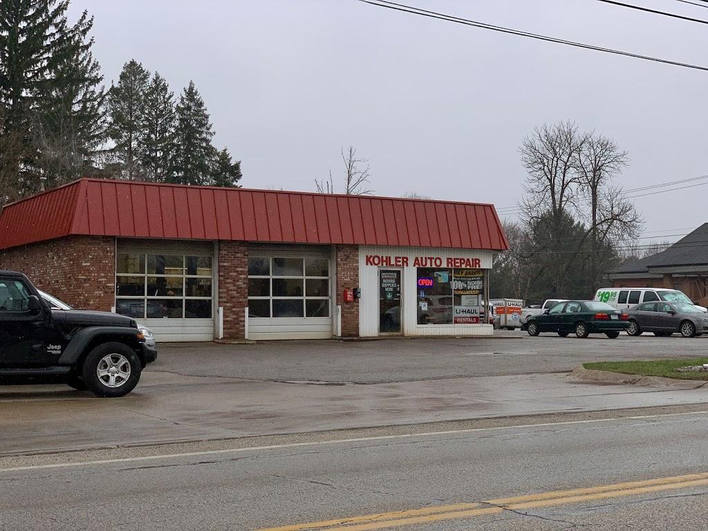 Kohler Auto Repair - car repair  | Photo 1 of 3 | Address: 5758 Darrow Rd, Hudson, OH 44236, USA | Phone: (330) 655-2534