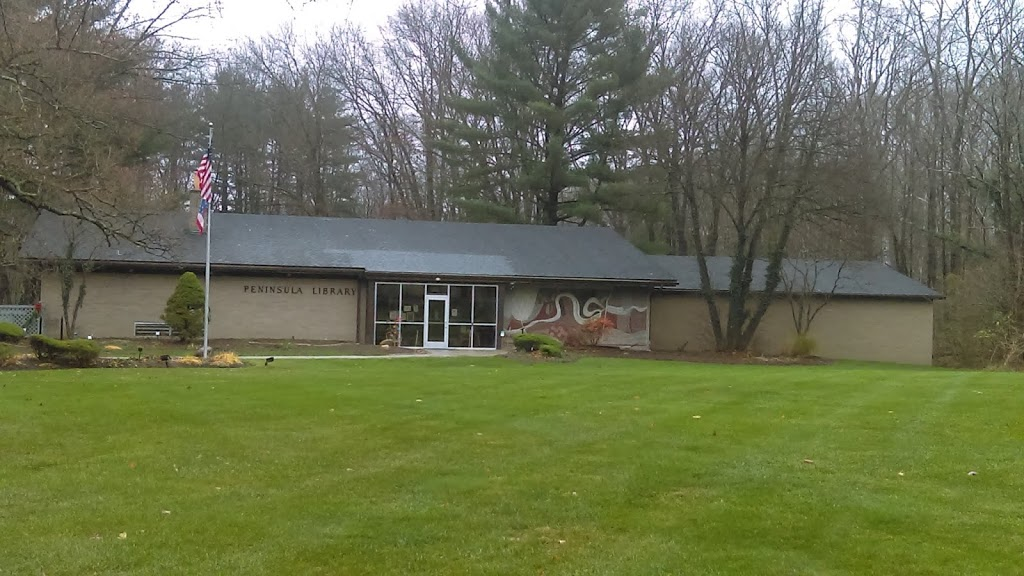 Peninsula Library & Historical Society - library    Photo 4 of 10   Address: 6105 Riverview Rd, Peninsula, OH 44264, USA   Phone: (330) 657-2665