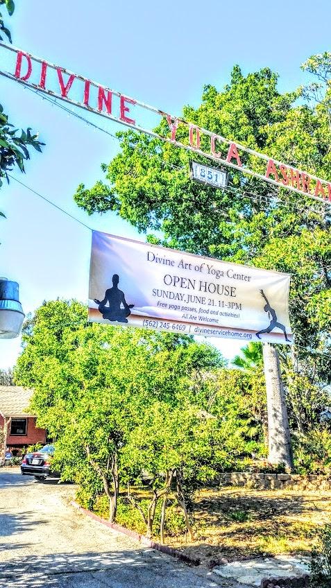 The Divine Art of Yoga Center Ashram - gym    Photo 8 of 10   Address: 851 W Whittier Blvd, La Habra, CA 90631, USA   Phone: (562) 245-6469