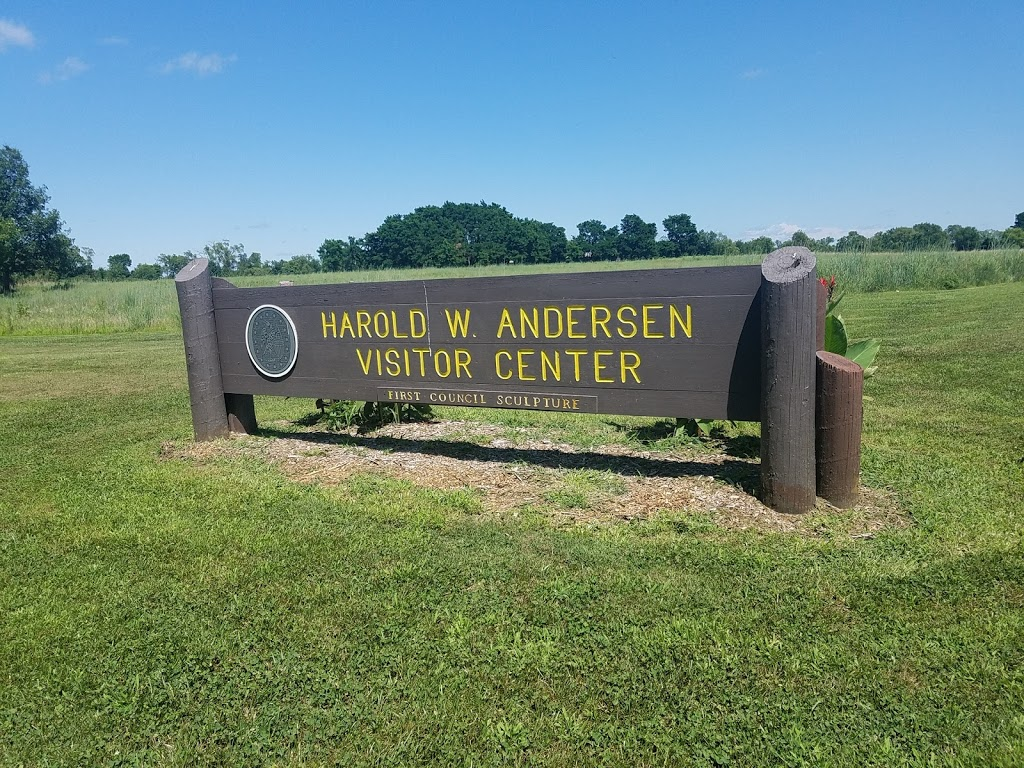 Fort Atkinson Visitors Center - travel agency    Photo 3 of 10   Address: 201 S 7th St, Fort Calhoun, NE 68023, USA   Phone: (402) 468-5611