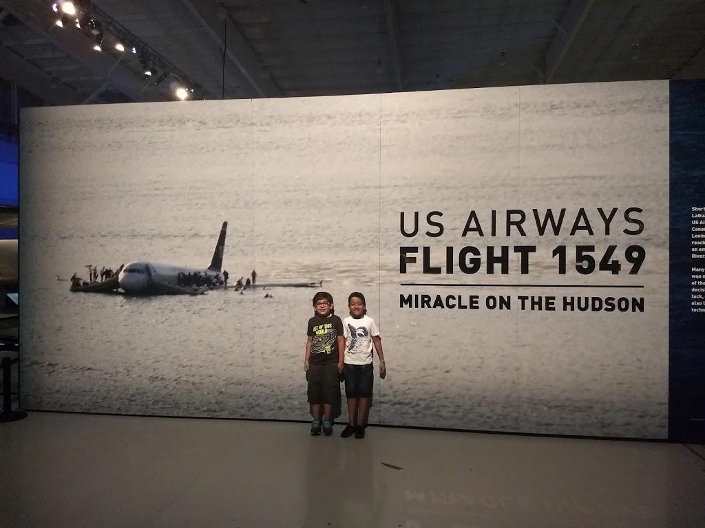 Carolinas Aviation Museum - museum  | Photo 10 of 10 | Address: 4672 1st Flight Dr, Charlotte, NC 28208, USA | Phone: (704) 997-3770