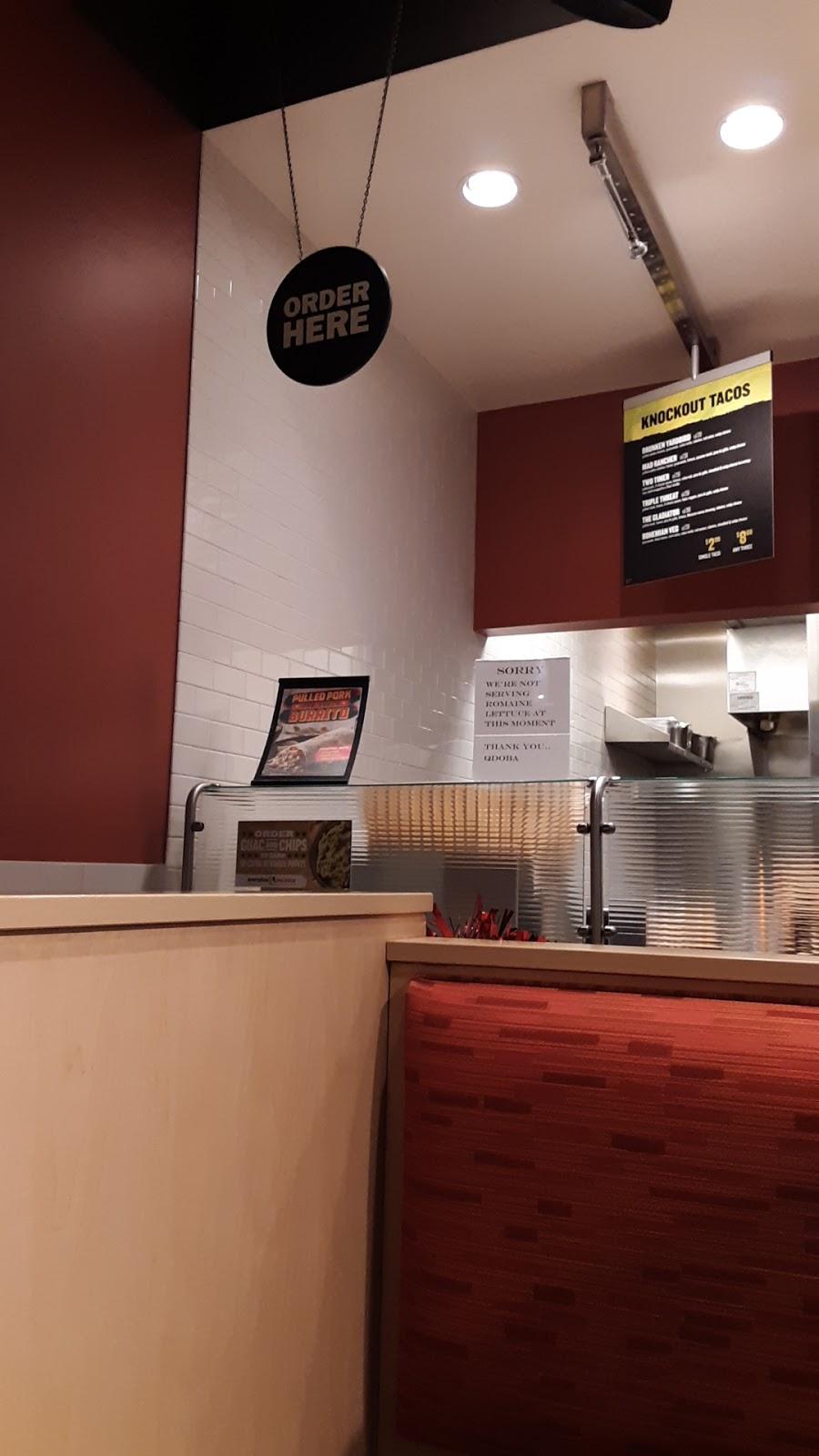 QDOBA Mexican Eats - restaurant    Photo 10 of 10   Address: 6432 SW 3rd St, Oklahoma City, OK 73128, USA   Phone: (405) 792-7999