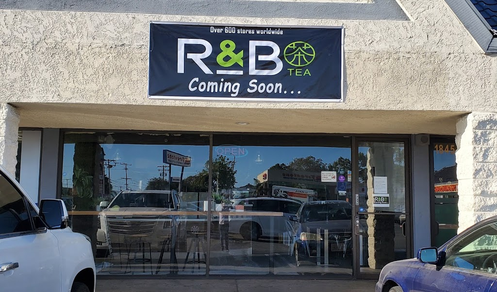 R&B Tea USA - Gardena - cafe    Photo 1 of 10   Address: 1847 W Redondo Beach Blvd, Gardena, CA 90247, USA   Phone: (310) 817-4779