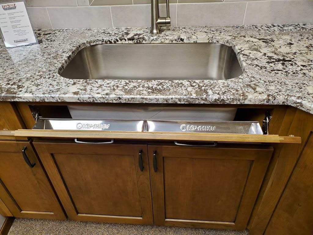 Lifestyle Kitchens & Baths - furniture store  | Photo 3 of 10 | Address: 3500 Lebanon Ave, Shiloh, IL 62221, USA | Phone: (618) 624-1200