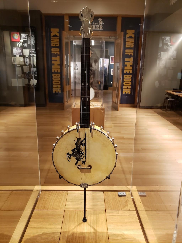 Woody Guthrie Center - museum    Photo 9 of 10   Address: 102 E Reconciliation Way, Tulsa, OK 74103, USA   Phone: (918) 574-2710