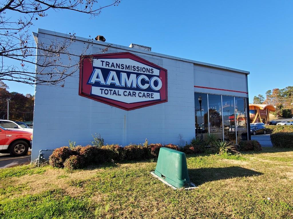 AAMCO Transmissions & Total Car Care - car repair  | Photo 4 of 5 | Address: 5408 Buford Hwy NE, Doraville, GA 30340, USA | Phone: (470) 735-7302