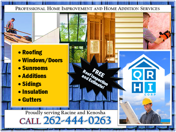 QRHI Corp. - roofing contractor  | Photo 4 of 4 | Address: 11114 W Meadowcreek Dr, Milwaukee, WI 53224, USA | Phone: (877) 823-8881