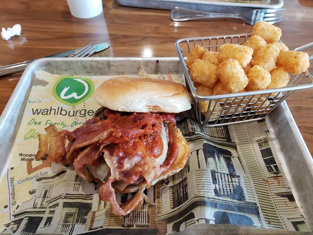 Wahlburgers @ HyVee - restaurant    Photo 10 of 10   Address: 7280 E Point Douglas Rd S, Cottage Grove, MN 55016, USA   Phone: (651) 458-7012