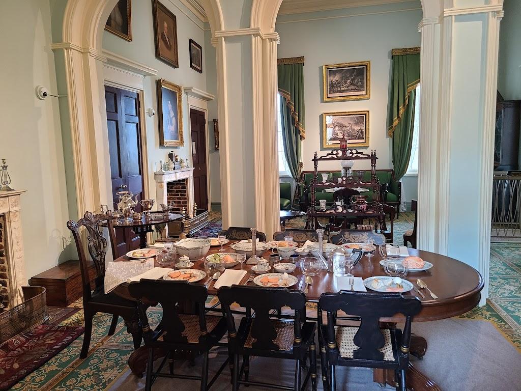 Arlington House, The Robert E. Lee Memorial - museum    Photo 10 of 10   Address: 321 Sherman Dr, Fort Myer, VA 22211, USA   Phone: (703) 235-1530