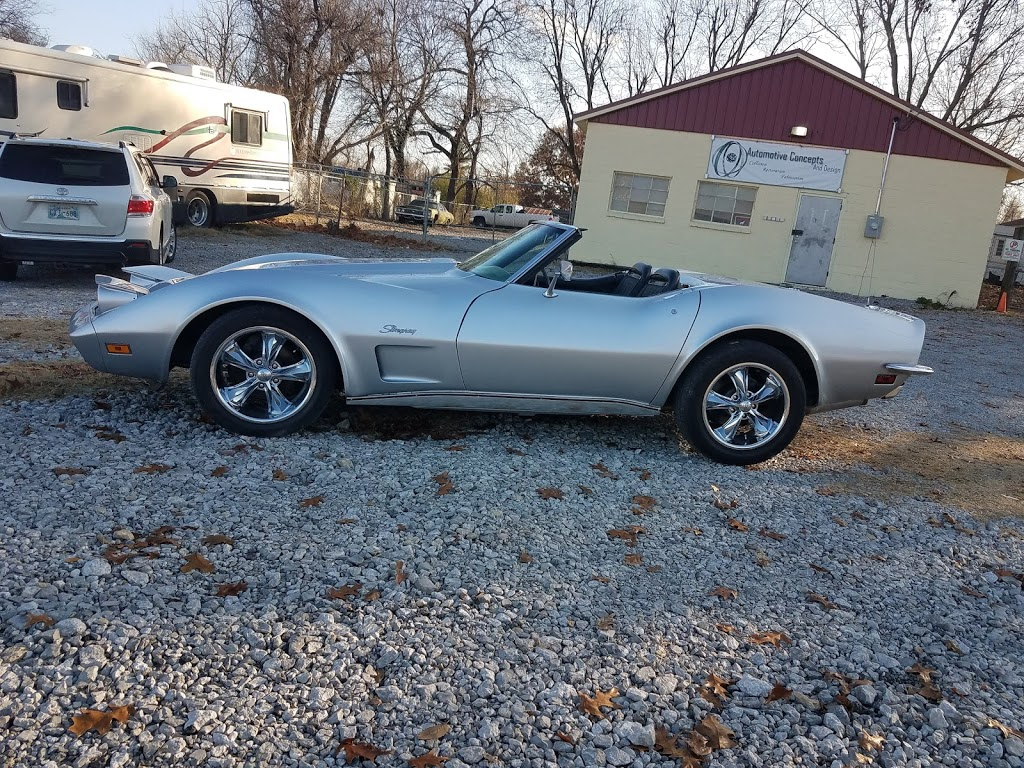 Automotive Concepts and Design - car repair  | Photo 2 of 10 | Address: 6004 W 21st Pl, Tulsa, OK 74107, USA | Phone: (918) 200-9502