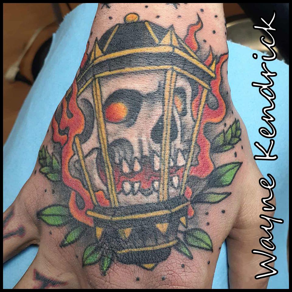 Wayne Kendrick Tattoo - store  | Photo 4 of 10 | Address: 1245 W Clemmonsville Rd, Winston-Salem, NC 27127, USA | Phone: (336) 682-3133
